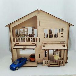 Garaj ile bebek evi !!!