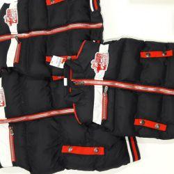 new vests