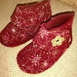 New Felt Shoes p.20