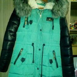 Down jacket winter r44-46