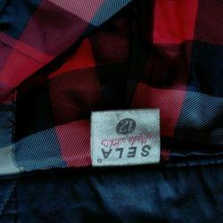Kızlar için kışlık pantolonlar Sela 9-12 yaş