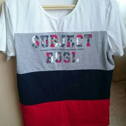 T-shirt for men 50-52 size