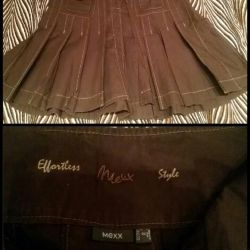 Skirt pleated mexx size 44