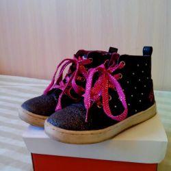 Demi boots.