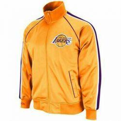 Sıcak Lakers Ceket
