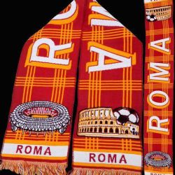 Scarf FC Roma Rome, Italy for sale / exchange