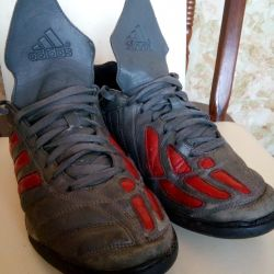 sneakers ADIDAS, original leather, 42 size.