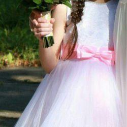 Şık elbise, çok güzel 7-8 yıl