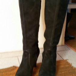 Boots Suede r. 39