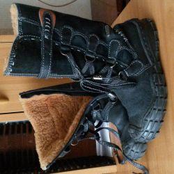 χειμωνιάτικες μπότες.