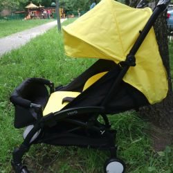 Hire rental Yoya 2017 yellow
