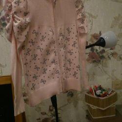 Bluza pentru înălțimea fetei 134-140