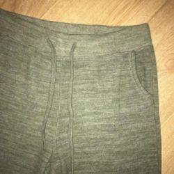 Farklı spor pantolonları S-M