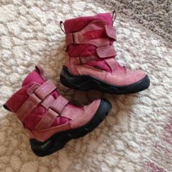 Ecco boots; size 24;