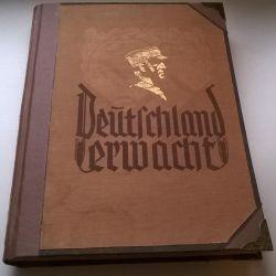 Kitap albümü Deutschland erwachen 1933 Almanya