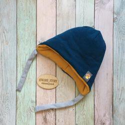 Καπέλο διπλής όψης