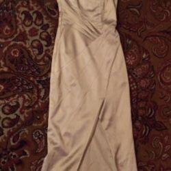 Σατέν φόρεμα Karen Milllen