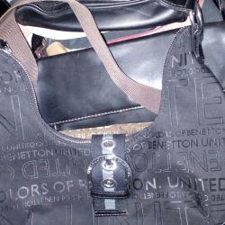 Çanta yeni ve kullanılmış
