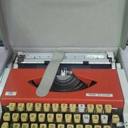 Γραφομηχανή tbm de luxe