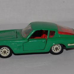 Model scale 1/43 remake Maserati Mistral Coupe
