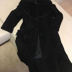 Coat TOM KLAIM wool, alpaca