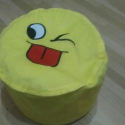 Children's pouf
