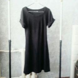 Siyah elbise 48 rr