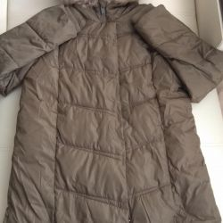 Down jacket Reserved