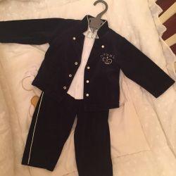 Κοστούμι για το μικρό dandy, ο πρίγκιπας