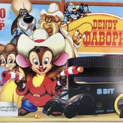 Игровая приставка dendy фаворит 300в1