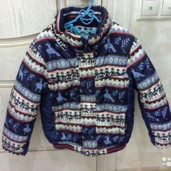 Куртка фирмы klkq 116 размера
