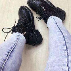 Μπότες 37