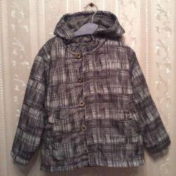 Куртка деми 110-116
