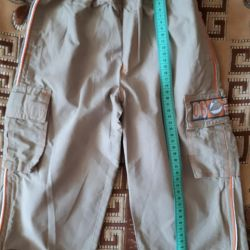 Breeches for a boy of 5-6 years.