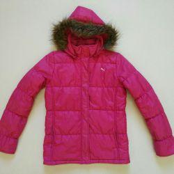Jacket for girls. Puma