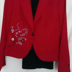 Suit kadın İki, NELVA, Polonya, Yeni