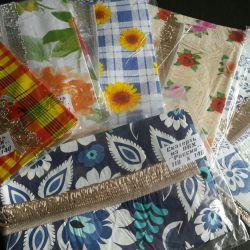 New tablecloths