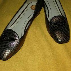 Shoes A Pugachova vera cuoio