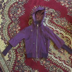 Детская куртка (9-10 лет.)