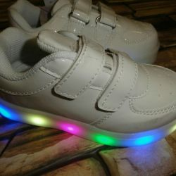 Sneakers for children new