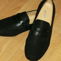 NEW men's loafers VITACCI