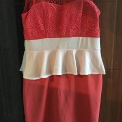 New elegant dress