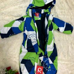 Overalls children's winter new