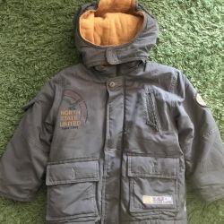 Çocuk sıcak ceket