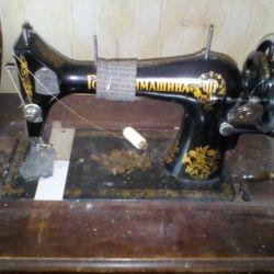 Швейная машинка СССР без подставки