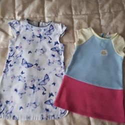 dresses 2 for 150р 92+
