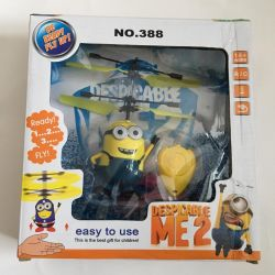 Flying Minion with remote control