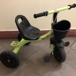 Bicycle from 2 to 6 years old, in excellent condition