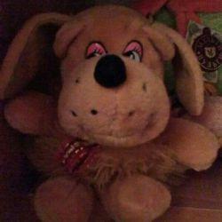М'яка іграшка - собачка