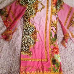 Летнее женское платье,покупалось в Турции.